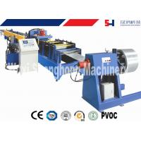 Cheap Durable C Purlin Forming Machine Single Station 3T High Frequency for sale
