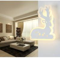 Cheap 2D Acrylic LED wall lighting /indoor IP20 3000K led wall lights for corridor for sale