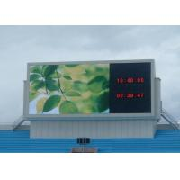 Cheap Open-air Stadium Led Screen Full Color , RGB HD P25 LED Video Screen for sale
