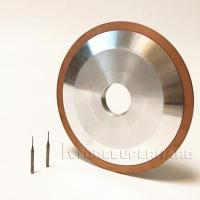 China Diamond Grinding Wheel for Micro Drill,Diamond Wheels for PCB Micro-Drill Grinding on sale