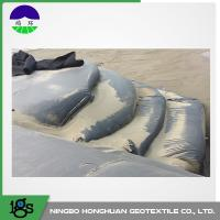 Quality MWG500 PP Dewatering Geotube For Sludge Treatment wholesale
