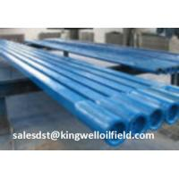 China Kelly for well drilling, 2-1/2-6,:AISI 4142H-4145H forged or rolled alloy steel on sale