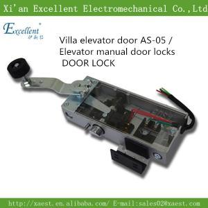 Cheap Elevator Semi-automatic Door Parts,as-05 Door closer and Door Lock, Door Parts, Door Closer, Door Lock.Semi Automatic El for sale