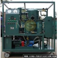 Cheap Cheap and Quality Transformer Oil Degassing Equipment,Transformer Oil Dehydration, Transform Oil Purification for sale