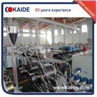 30m/min PPR/PPRC water pipe extruding equipment KAIDE