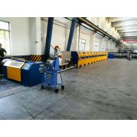 Buy cheap High Efficiency Welding Wire Drawing Machine , 10m / S Speed Wire Manufacturing Machine from wholesalers