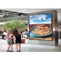 Buy cheap P2.5 Indoor Full Color LED Display IP43 HD Waterproof For Advertising Poster from wholesalers