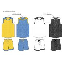 Cheap TR 2016 reversible basketball uniform collection for sale