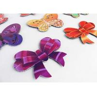 Cheap OEM / ODM Service Bowknot Hair Velcro Pad Posted Magic Belt Hair Accessories wholesale