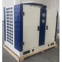 Cheap Box U Type Air Cooled Condensing Unit High Efficiency Large Cooling Capacity for sale