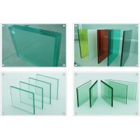 Cheap Float Laminated Safety Glass 6.38 Mm-42.3 Mm Thickness Air / Argon Insulating for sale
