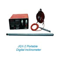 Cheap JQX-2 Portable Digital Inclinometer For Vertex And Azimuth Measurement for sale