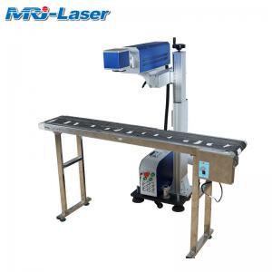 Cheap CO2 Laser Marker Machine , Laser Part Marking Machine For Laser Engraving for sale