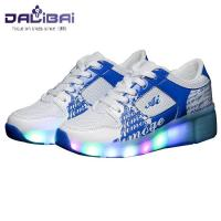 Cheap 2017 New style led light up running shoes kids roller shoes wholesale