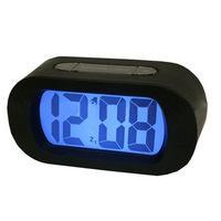 Cheap 2012 new design promotional household table digital alarm clock ET848B for sale