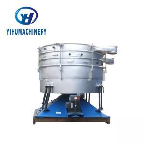 Cheap SS316 Designed Salt Tumbler Vibrating Screen Classifier 500KG Weight for sale