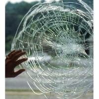 Cheap New Type Outdoor Stickers Explosion-Proof PET film for Protects the Building's Glass, for sale