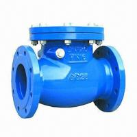 Quality Check Valve, Made of Ductile Iron Body  wholesale