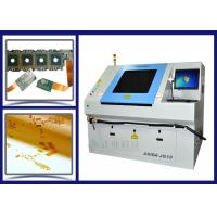Cheap 10W FPC Laser Depaneling Machine with 0.02mm Cutting Precision wholesale