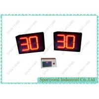 Cheap 30 second shot clock timers for Water Polo game shot display for sale