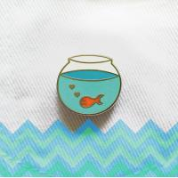 Lovely Enamel pin for children custom Enamel lapel pin