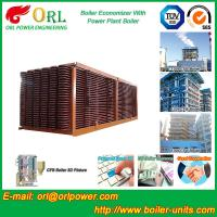 Cheap Natural Gas Industry CFB Boiler Finned Tube Petroleum Economizer In Power Plant for sale