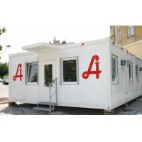 Cheap Prefabricated Portable Modular Homes Luxury Flatpack With Light Structure for sale