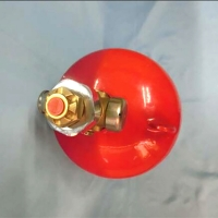 China FM200 Fire Fighting Gas Cylinder on sale