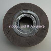 Cheap 350*50*32mm Plane Flap Wheel for Polishing Steel Pipe wholesale