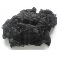 China dope dyed bamboo fiber cloth fiber for spinning grade, bamboo fiber price on sale