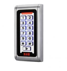 Cheap Waterproof Mifare Card Metal Access Control Keypad (JS-S600MW) for sale