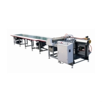 China Automatic Paper Feeding Pasting Machine Feeding paper width 80-800mm on sale