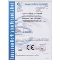 SHINTOOL MACHINERY CO., LIMITED Certifications