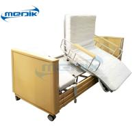 Cheap Electric Home Care Rotate Lateral Rotational Profiling Chair Turning Nursing Rotating Hospital Bed for Disabled Elderly for sale
