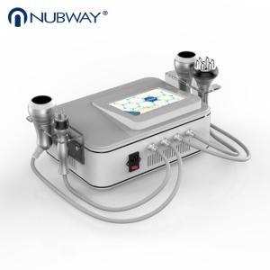 China 32kHZ Cavitation Vacuum Ultrasonic Cavitation Slimming Machine With Monopolar RF on sale
