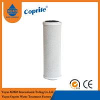 """Cheap 10"""" CTO Drinking Water Filter Cartridges  / Coconut Carbon Block Filter Cartridge for sale"""