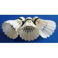 Cheap Feather Shuttlecock for sale