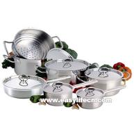 China 13PCS STAINLESS STEEL COVER 18/10 STAINLESS STEEL COOKWARE SET,KITCHENWARE on sale