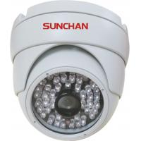 Cheap CCTV Ip Network Security Cameras , 30M IR Distance / 35pcs LEDs for sale