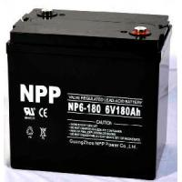 Cheap 6 Volt Battery NP6-200ah (UL, CE, ISO9001, ISO14001) for sale