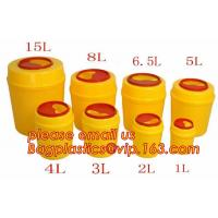 Cheap BIOHAZARD SHARP CONTAINERS, STORAGE BOX, CRATES, PET FOOD BOWL, DUSTBINS, PALLETS, BOXES, BANGDAGES, for sale