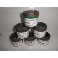 Cheap NTW Core Bits for Soft to Hardness Rock Formation Exploration Core Drilling for sale