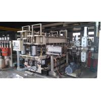 Cheap High Production Plastic Sheet Extrusion Line , PC Hollow Board Extrusion Line for sale