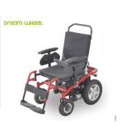 Cheap Handicap Electric Lightweight Mobility Scooter 4 Wheel Drive Power Wheelchair 70Kgs for sale