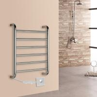 Cheap household 60w Stainless Steel Wall Mounted Electric Heated Towel rail For washroom for sale