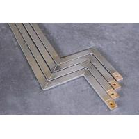 Cheap Ti-Cu Clad Copper Titanium Rod Bar With Bending Ends For Electrolysis / Hydrometal Use for sale