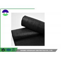 Cheap Pp Split Film Woven Geotextile Fabric High Strength 120kn / 84kn Swg120-84 for sale