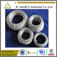 Cheap High credit protection STEEL WIRE ROPE STEEL STRAND STEEL WIRE CORD for sale