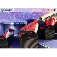 Cheap Immersive 9D Cinema System With Spray Air And Water Function Indoor Theme Decoration for sale