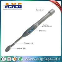 Buy cheap 134.2Khz FDX Telescopic wand LED Bluetooth passive LF animal tag RFID handheld from wholesalers